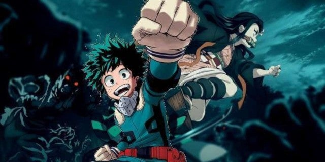 My Hero Academia Demon Slayer Manga Top US Sales Charts May 2020