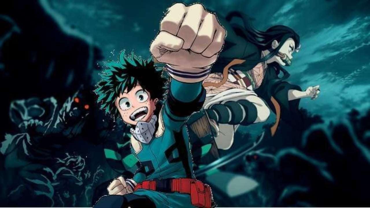 My Hero Academia Demon Slayer Manga Top US Sales Charts May 2020