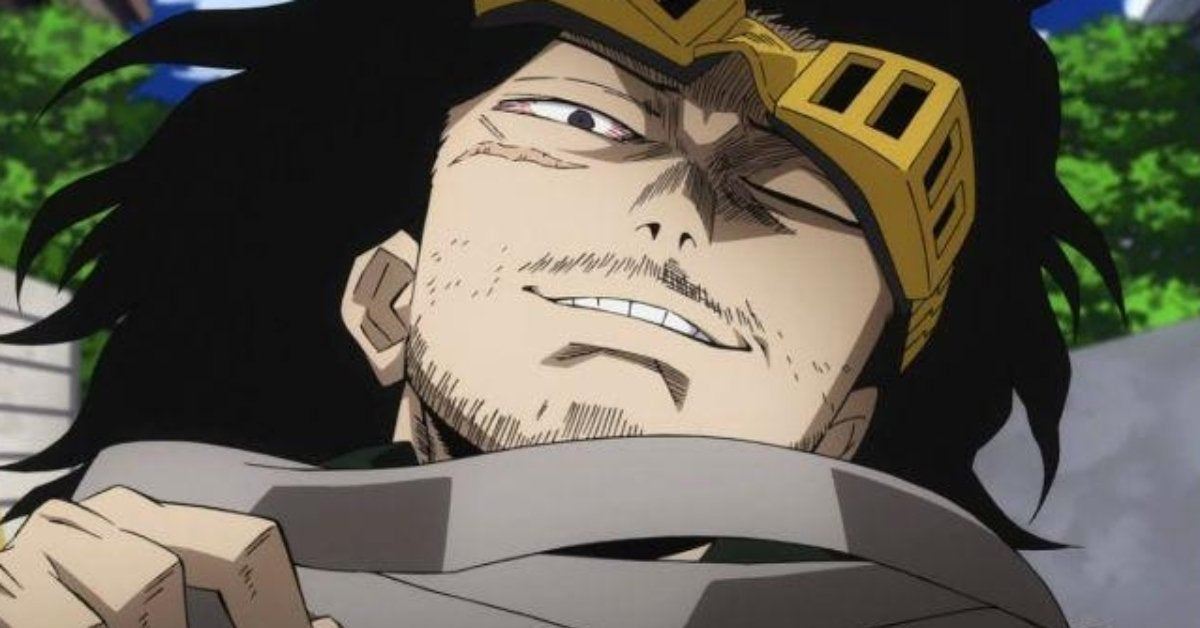 My Hero Academia Shota Aizawa Eraserhead