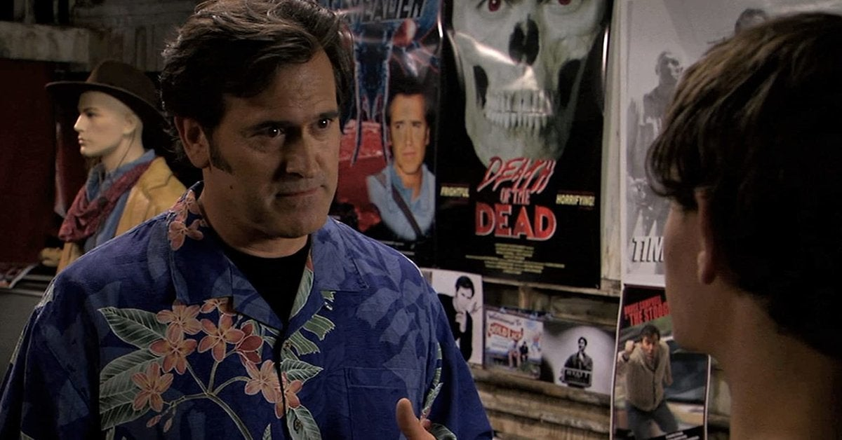 my name is bruce movie campbell 2007