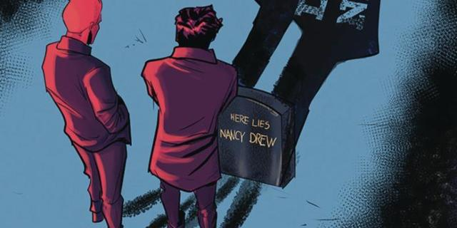 Nancy Drew and Hardy Boys Review - Cover