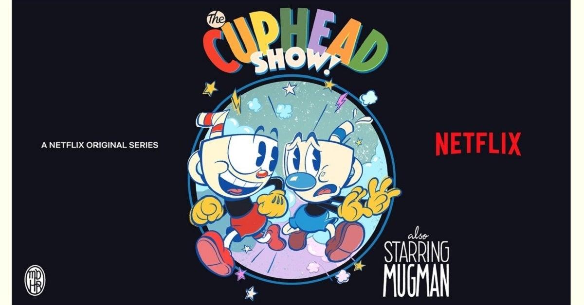 Netflix Cuphead Show