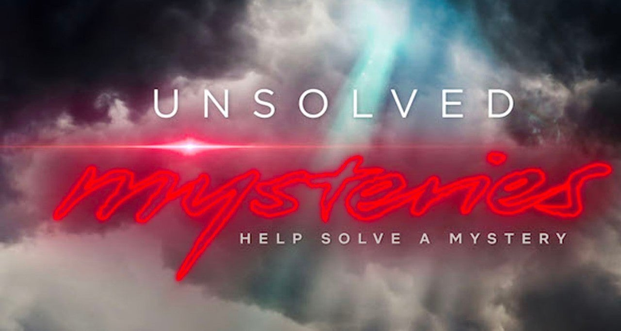 Netflix Unsolved Mysteries Trailer 2020