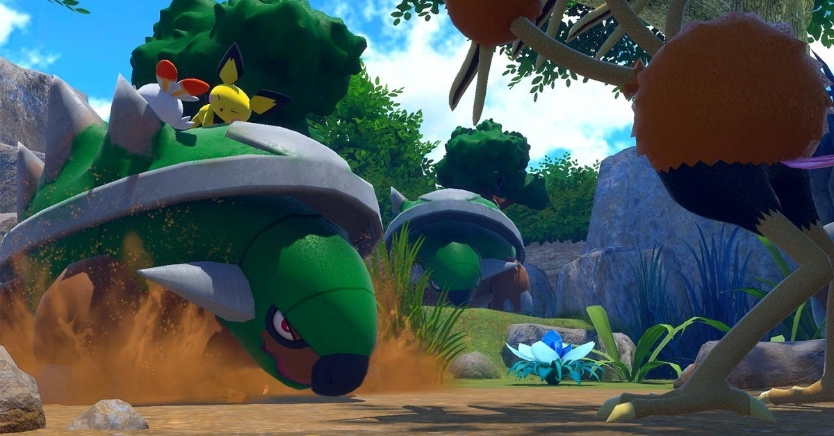 New Pokemon Snap Every Pokemon