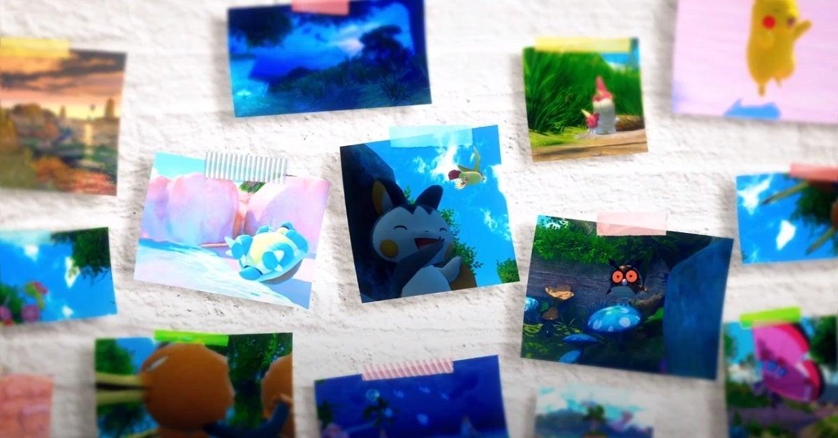 New Pokemon Snap Wurmple Hoothoot