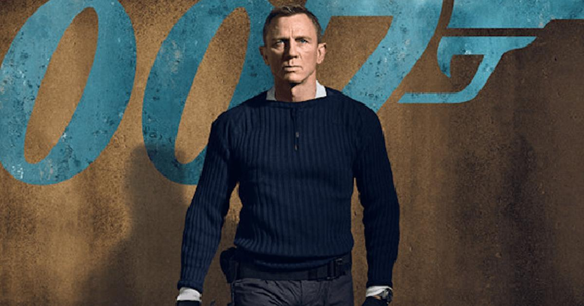 No Time to Die James Bond Daniel Craig