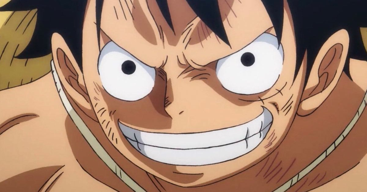 one piece luffy 930