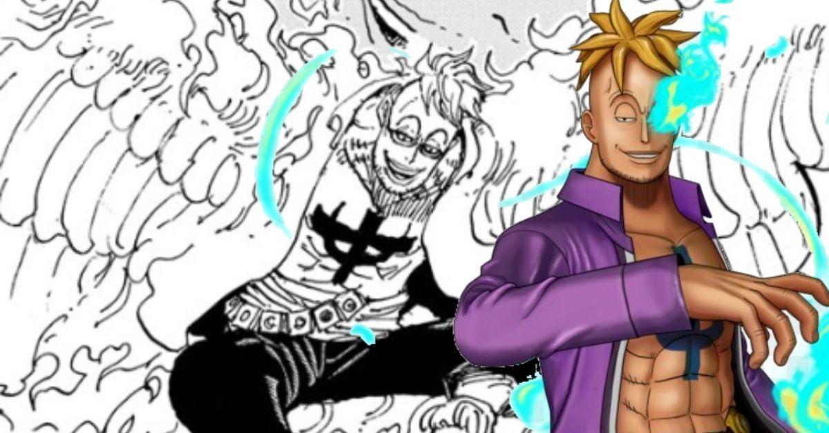 One Piece Marco the Phoenix Return Manga Chapter 981