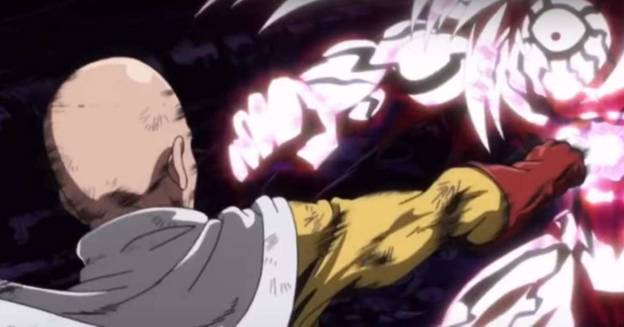 One Punch Man Goes Viral For Its Most Stunning Manga Artwork Yet