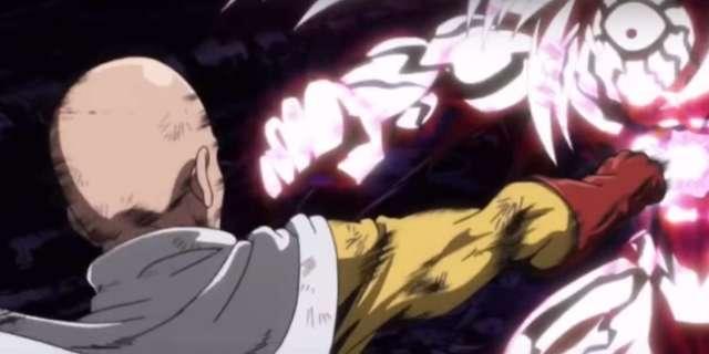 One Punch Man Viral Manga Art