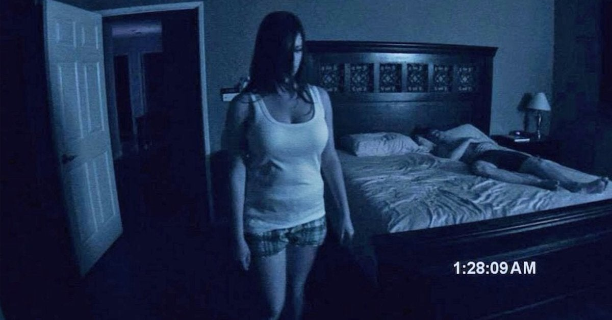 paranormal activity katie featherston 2007