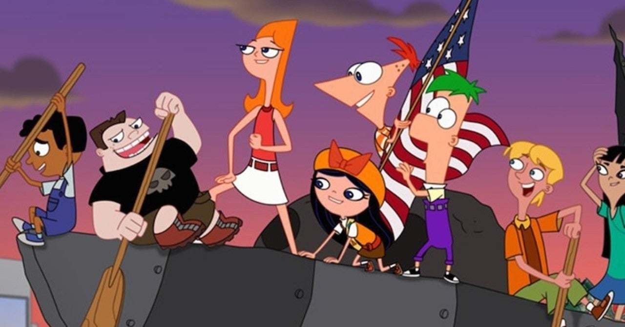 Phineas and Ferb The Movie Disney+ Teaser Released