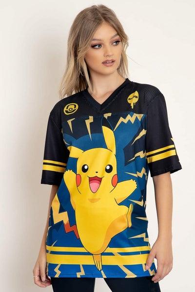 pikachu touchdown