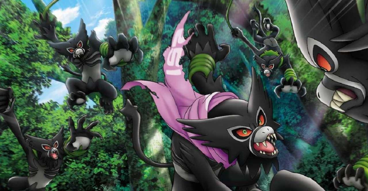 Pokemon Coco Releases New Key Art