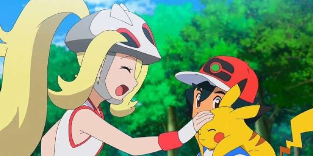 Pokemon Journeys Korrina