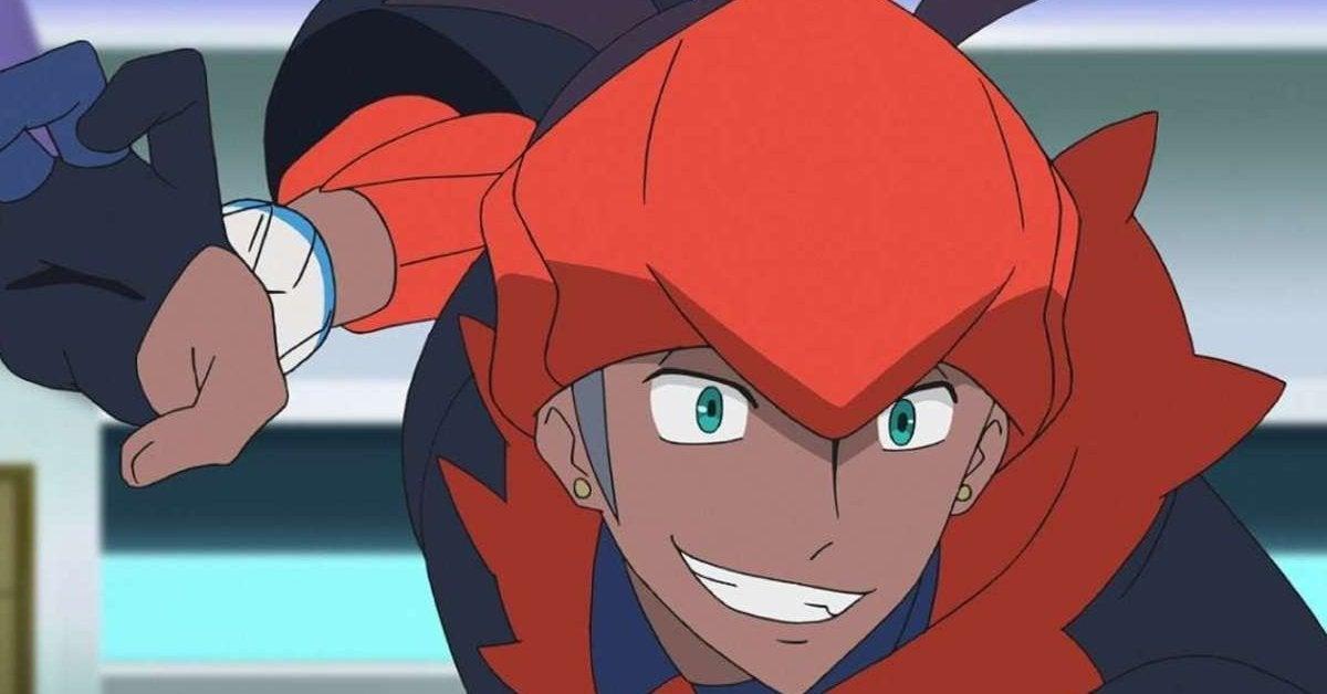 Pokemon Journeys Raihan Anime