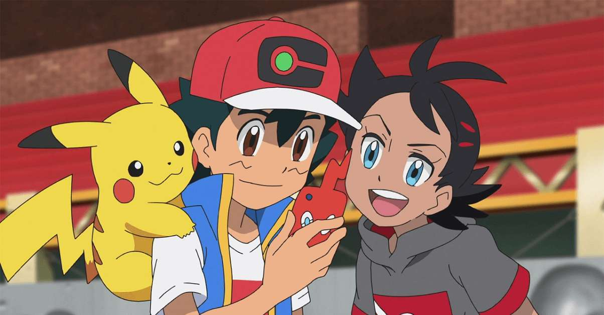 Sinopse de Jornadas de Pokémon para as próximas missões de Ash 1