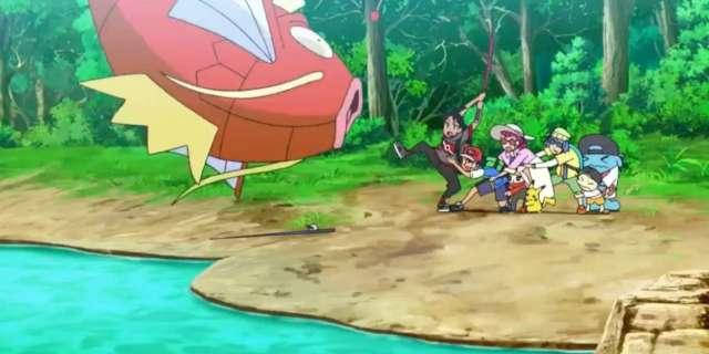 Pokemon Journeys Team Rocket Vacation