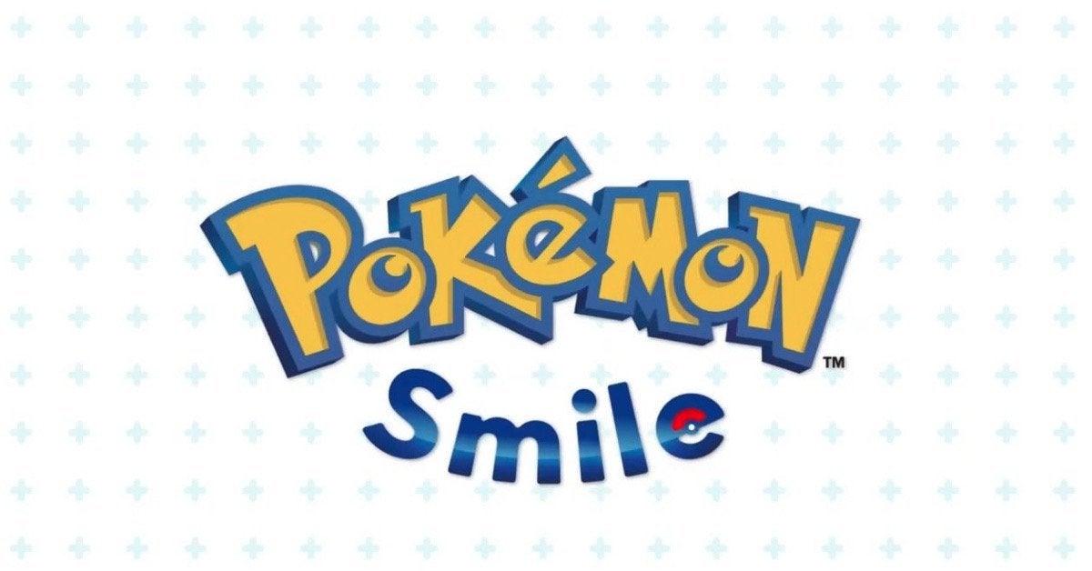 Pokemon Smile mast