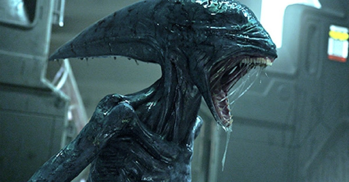 prometheus movie alien xenomorph