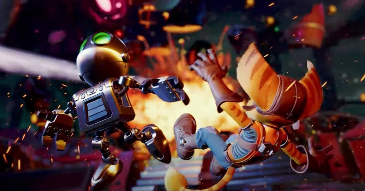 Ratchet-And-Clank-Reactions
