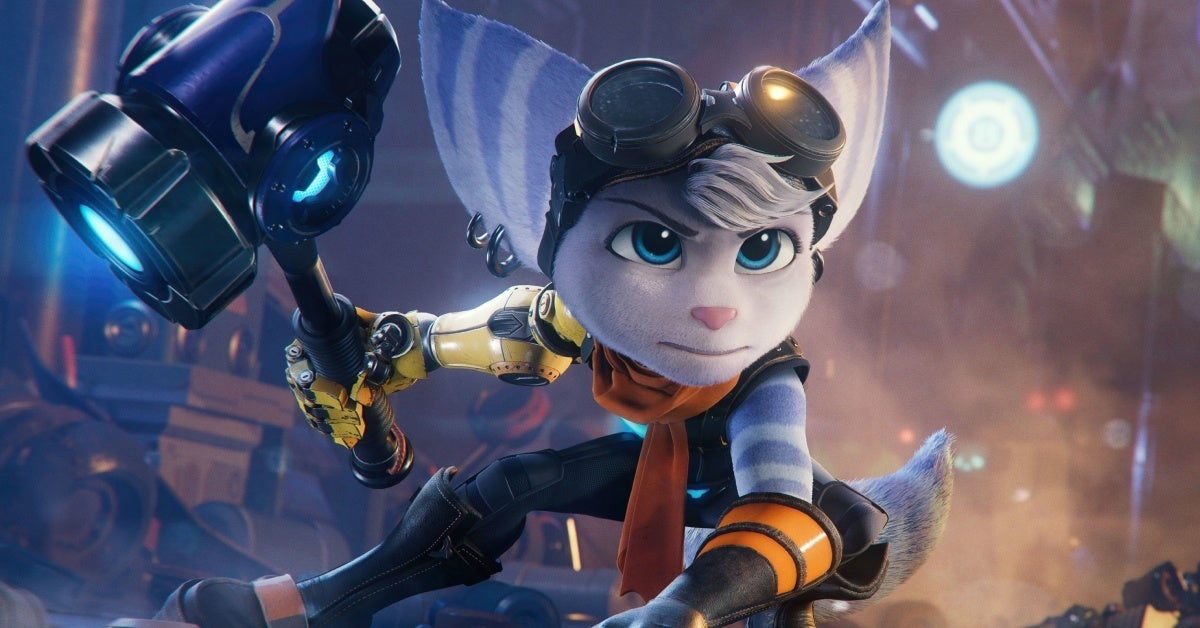 ratchet and clank rift apart new character