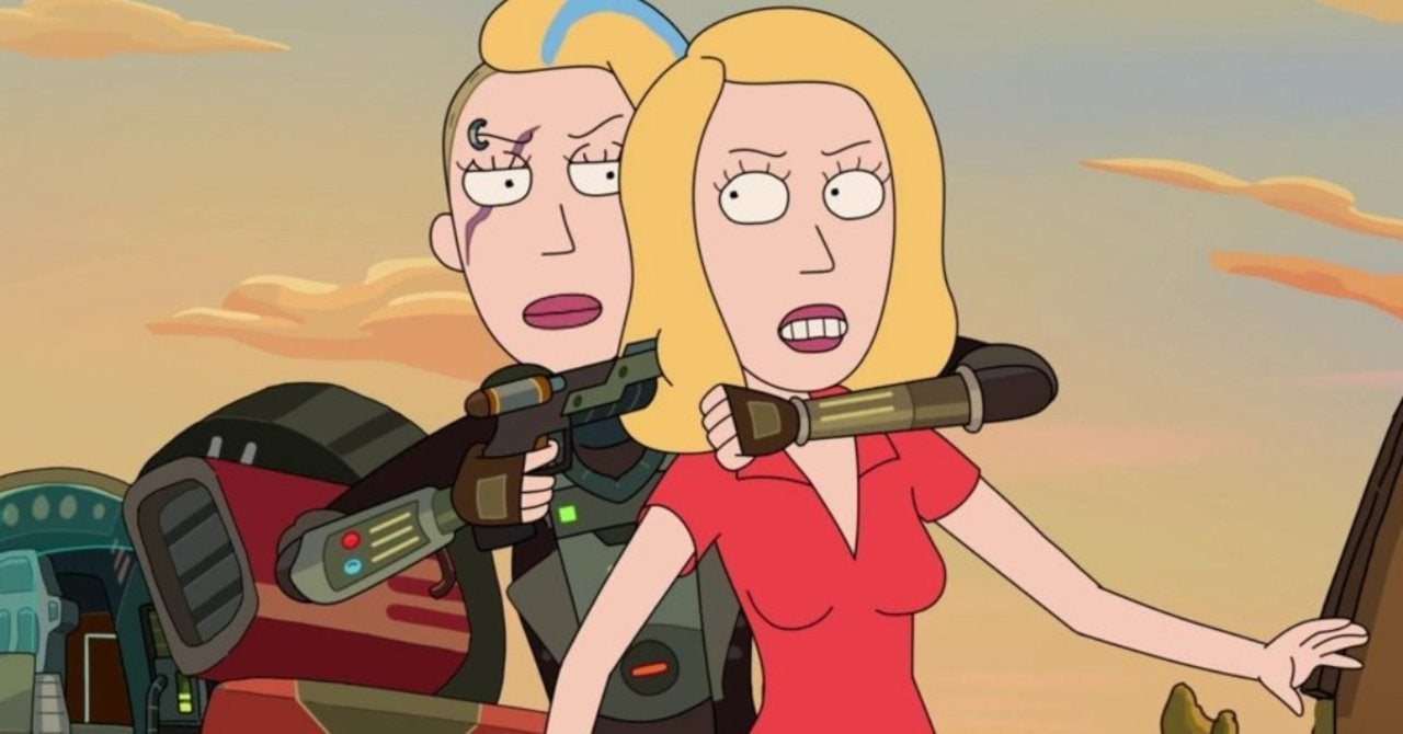 Rick and Morty Star Sarah Chalke Teases More Space Beth in Season 5 - ComicBook.com