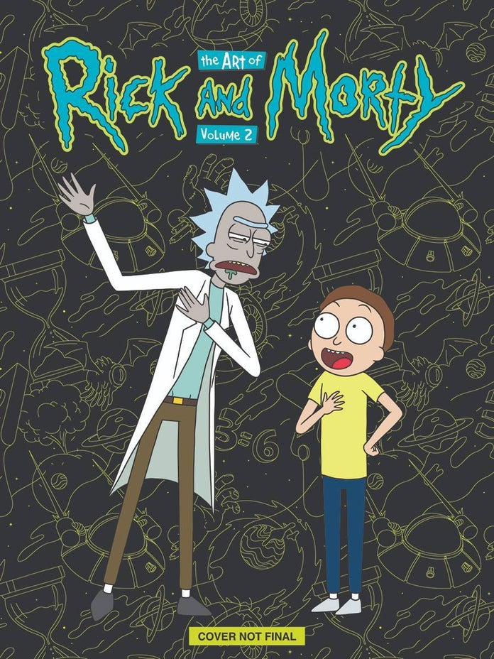 Rick-And-Morty-Vol-2-Cover