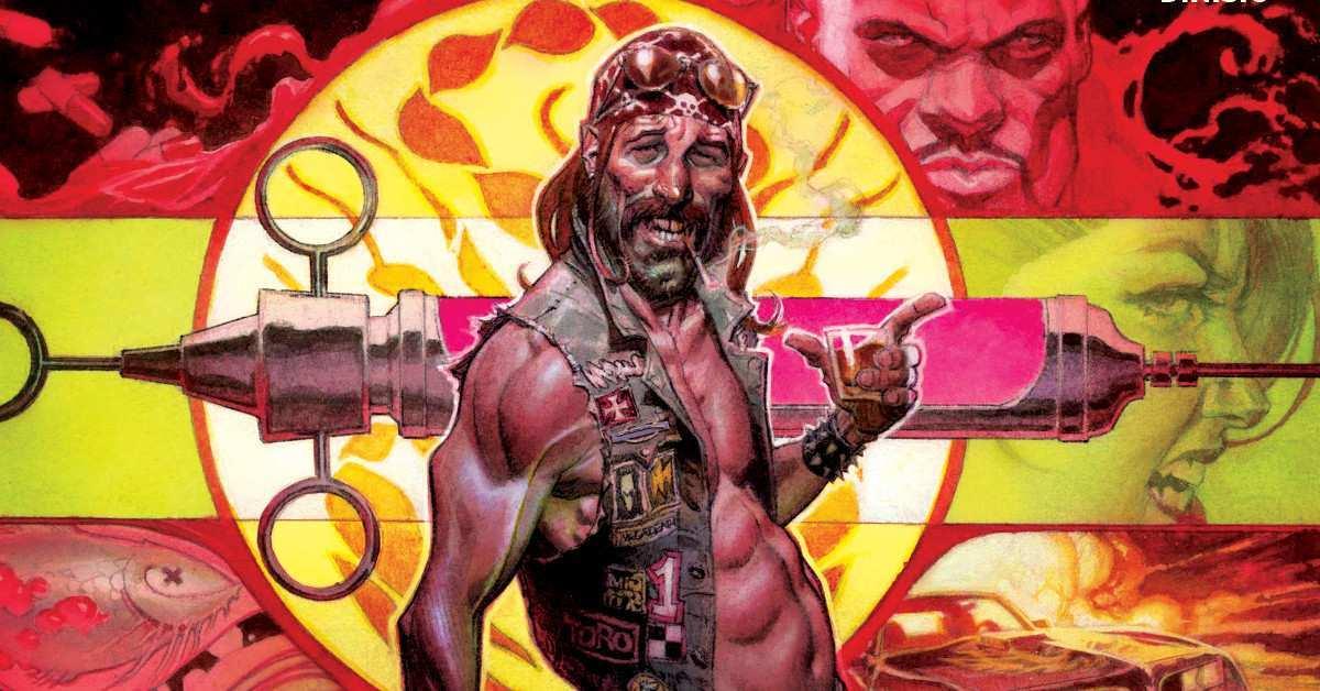 Rick Remender Scumbag Image Comics