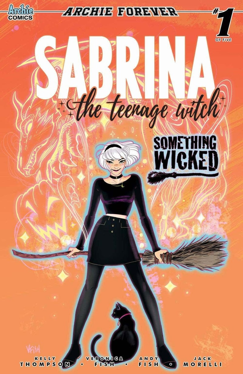 sabrina the teenage witch something wicked 1