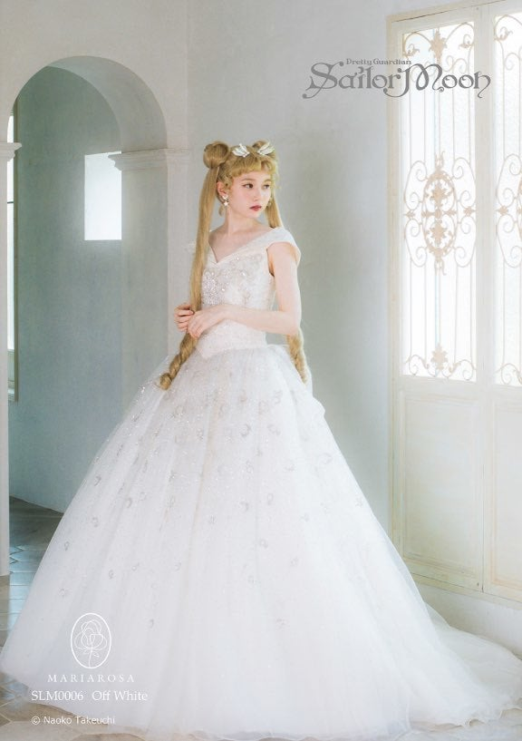 sailor moon wedding dress SW-2