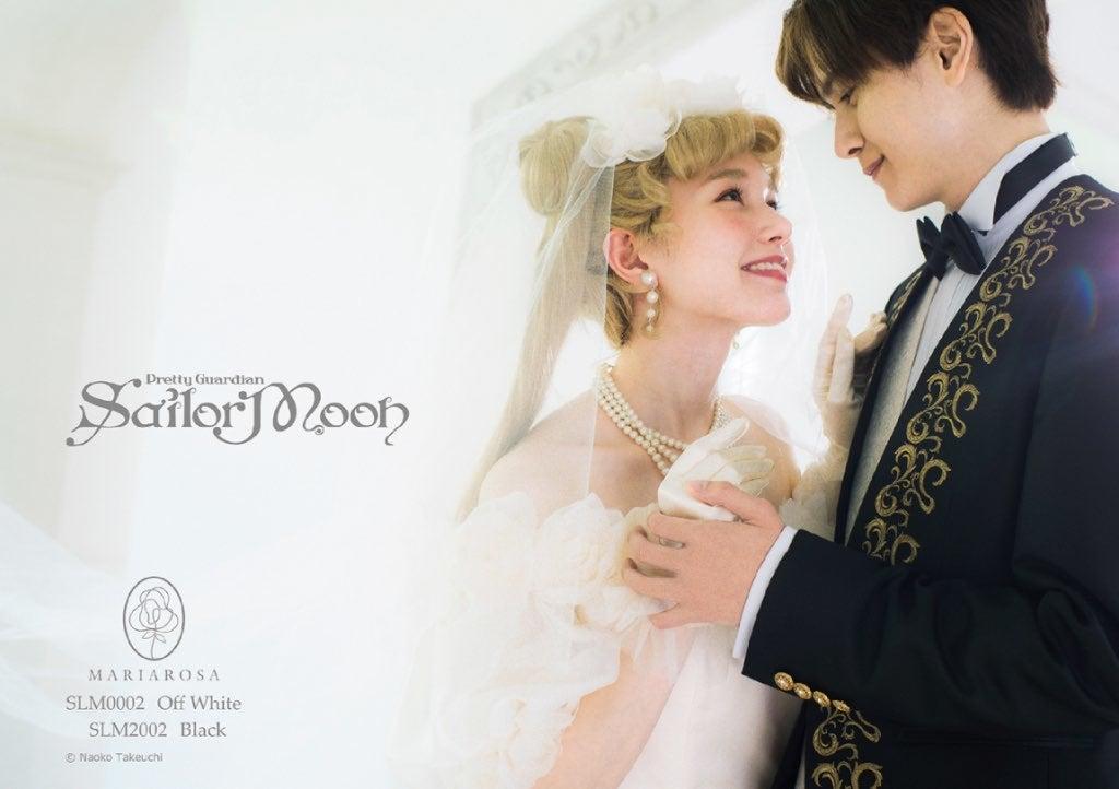 sailor moon wedding dress SW-3