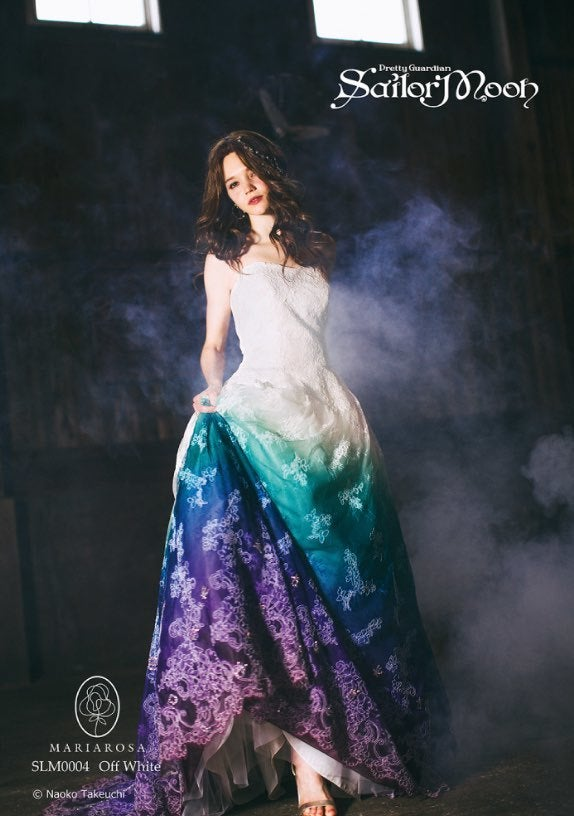 sailor moon wedding dress SW-6