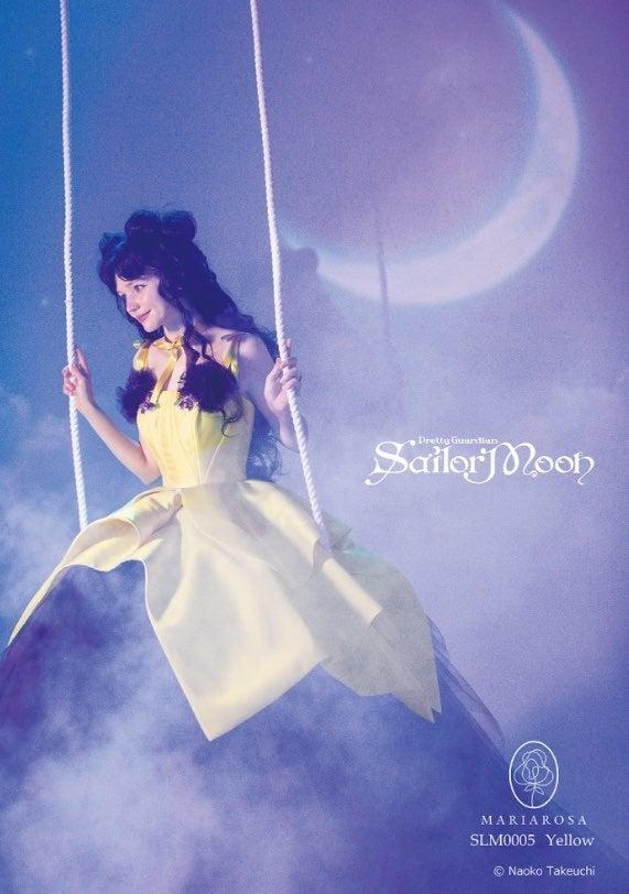 sailor moon wedding dress SW-7