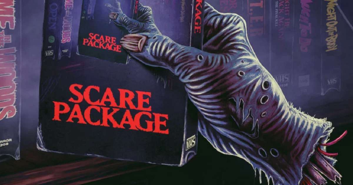 Scare Package Shudder Review