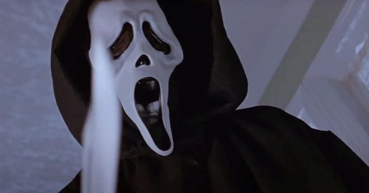 scream 5 sequel ghostface 2021