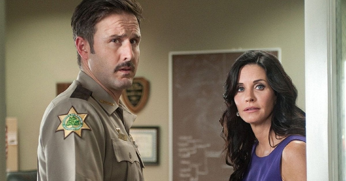 scream movie david arquette courteney cox