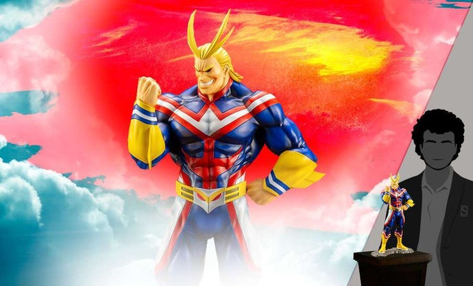 Side Show All Might