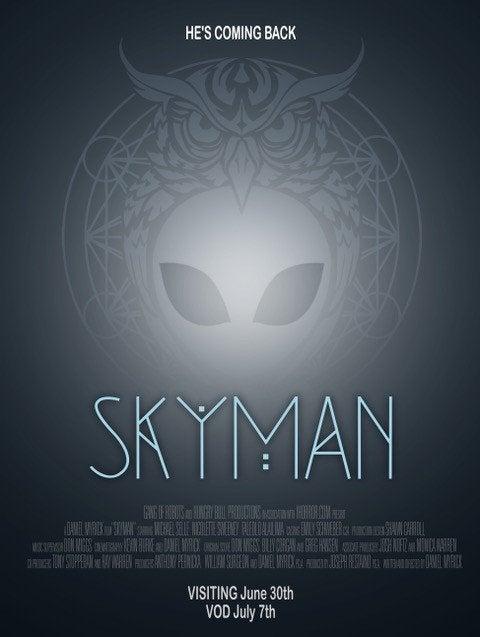 SKYMAN - Poster