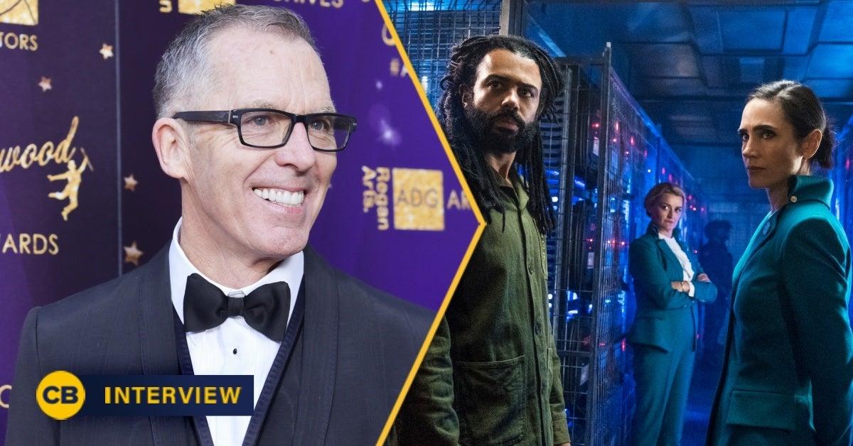 snowpiercer tv show barry robison interview