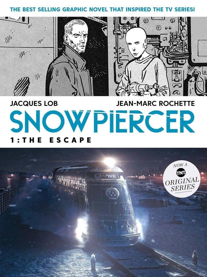 snowpiercer vol 1 the escape