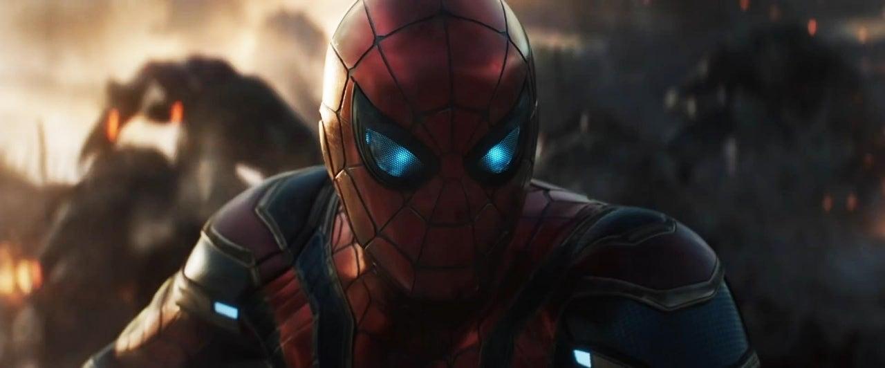 spider-man avengers endgame