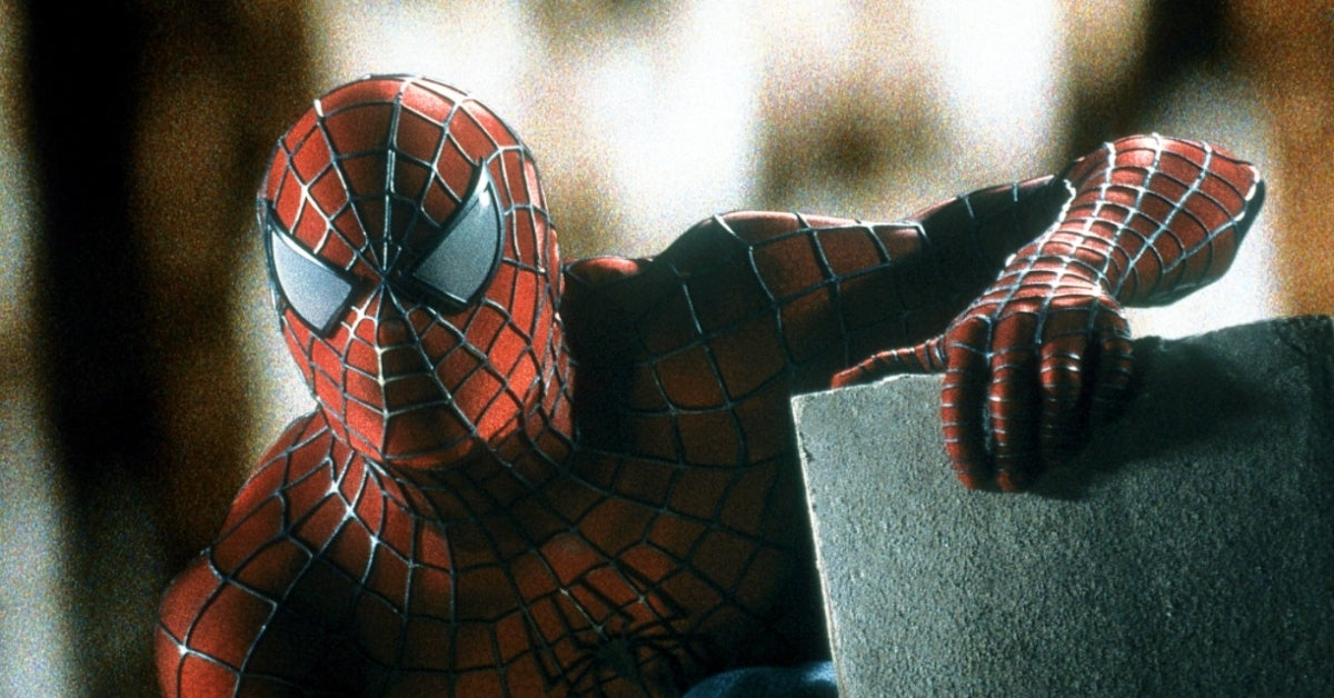Spider-Man movie 2002