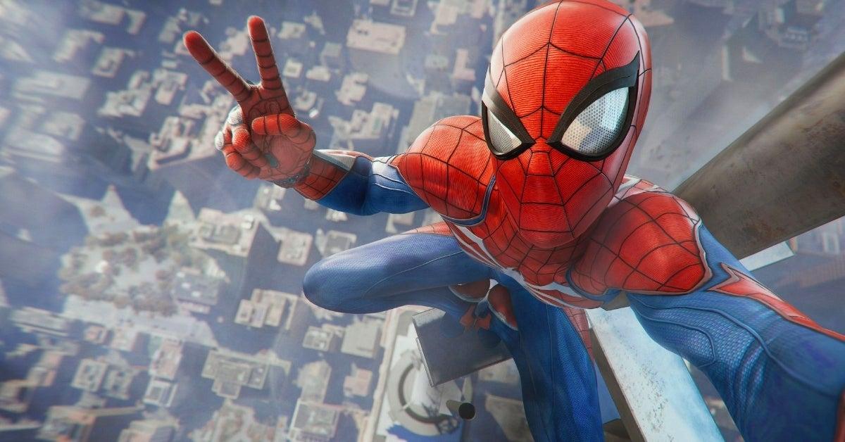 spider-man-ps4 spider-man-game