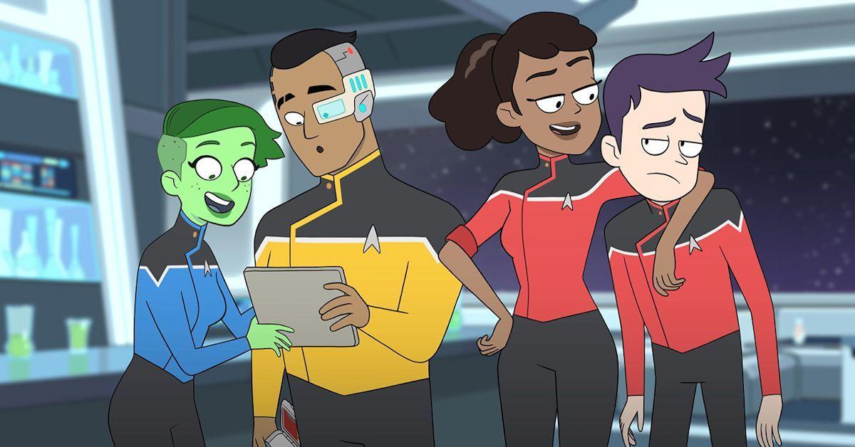 Star Trek Lower Decks Canada