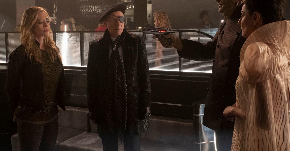 Star Trek Picard Season 2 Risks Patrick Stewart