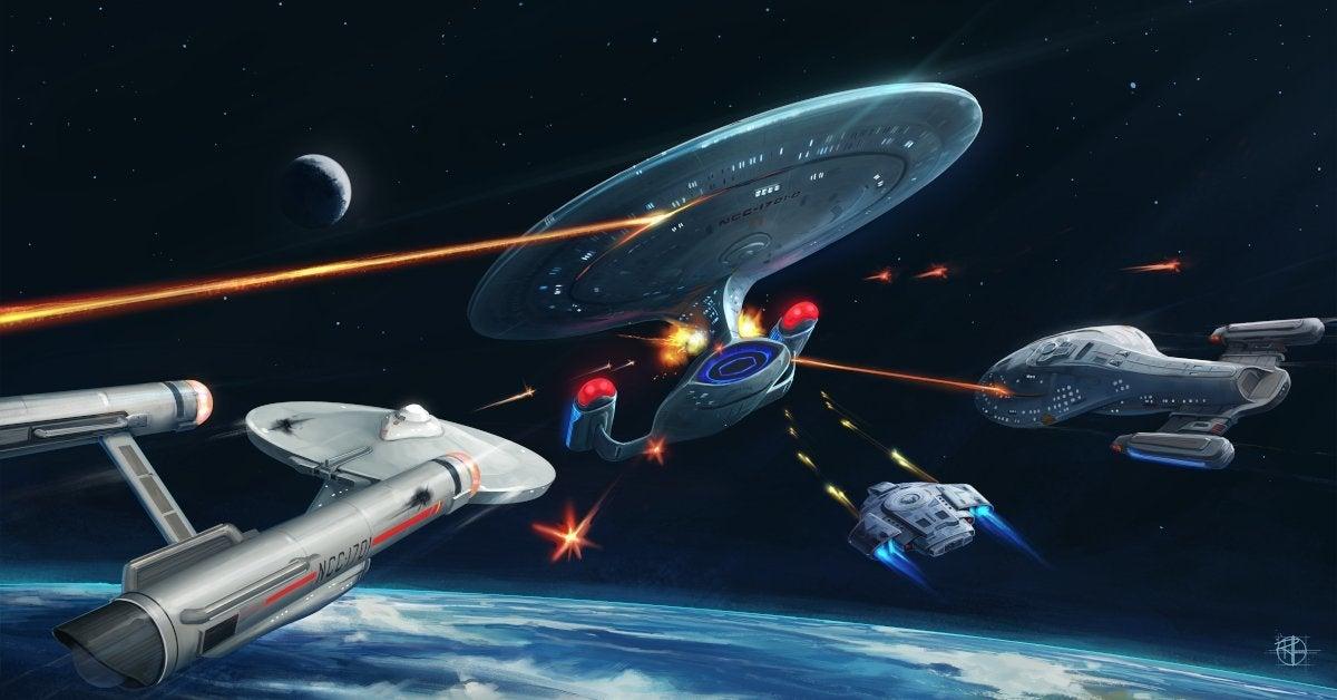 Star Trek Timeliens Pride Month