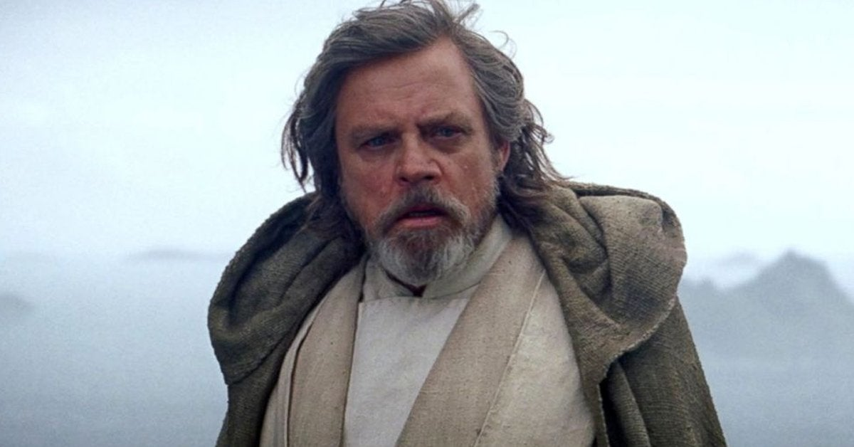 star wars mark hamill the last jedi