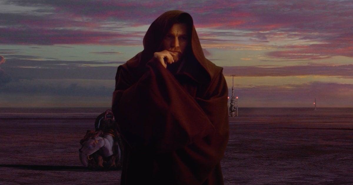 Star Wars Obi Wan Ewan McGregor