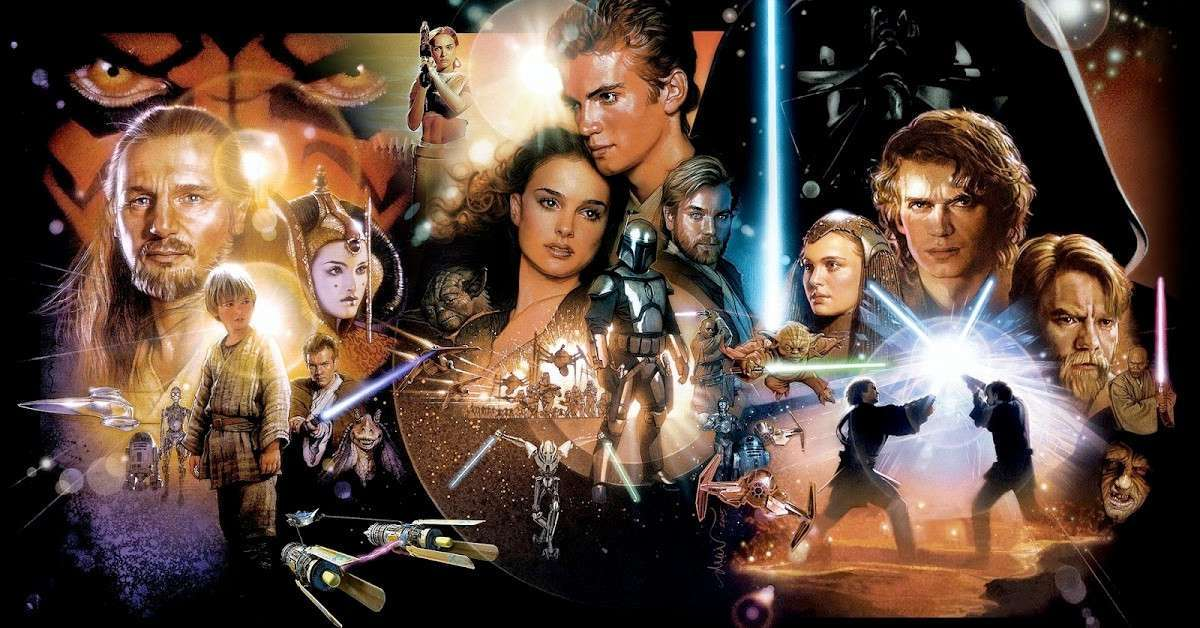 Star Wars Prequel Trilogy